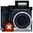 Camera, Delete, Noflash Icon
