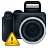 Camera, Noflash, Warning Icon
