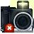 Camera, Delete Icon