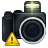 Camera, Warning Icon