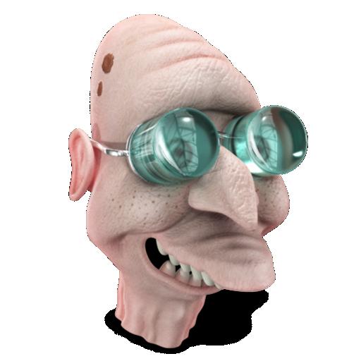 Farnsworth, Professor Icon