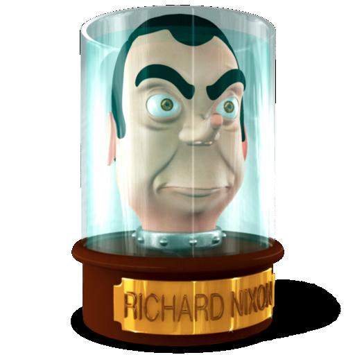 Nixon, Richard Icon