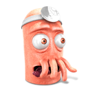 Dr., Futurama, Zoidberg Icon