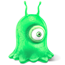 Alien, Brainslug Icon