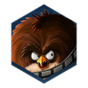 Angry, Birds, Star, Wars Icon