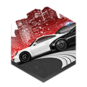 For, Most, Need, Speed, Wanted Icon