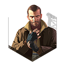 Gta, Iv Icon
