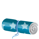 Beach, Towel Icon