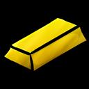 Gold, Ingot Icon