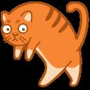 Cat, Walk Icon