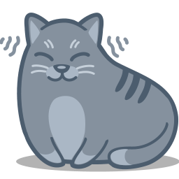 Cat Purr Icon Download Free Icons