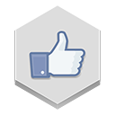 Facebook, Like Icon