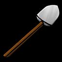 Iron, Shovel Icon