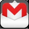 Gmail, Ics Icon