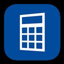 Alt, Calculator, Metroui Icon