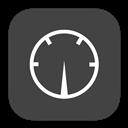 Dashboard, Mac, Metroui Icon