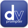 Dv, Prompter Icon