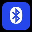 Alt, Bluetooth, Metroui Icon