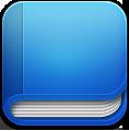 Blue, Book Icon