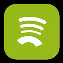 Metroui, Spotify Icon