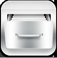 Filecab, Metal Icon