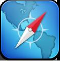 Plain, Safari Icon