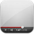 New, Youtube Icon