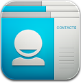 Contacts, Ics Icon