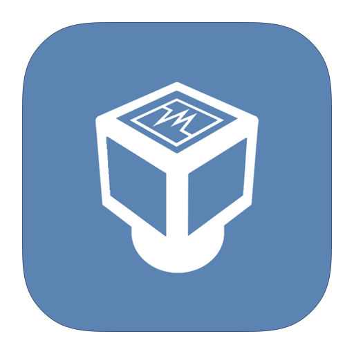 Metroui, Virtualbox Icon