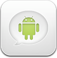 Comic, Droid, Viewer Icon