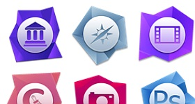 Prime Dock 2 Icons