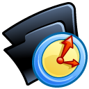 Folder, Temp Icon