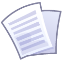 Files, Text Icon