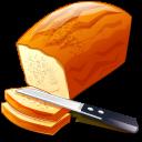 Bread, Sliced Icon