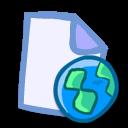 File, Web Icon