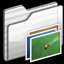 Folder, Wallpaper, White Icon