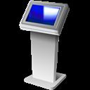 Kiosk, Screen, Touch Icon