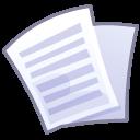 Files, Text Icon