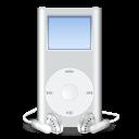 Gray, Ipod, Mini Icon