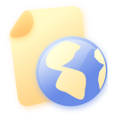 Document, Web Icon