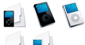 iPod Folders Icons
