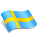 Sverige, Sweden Icon