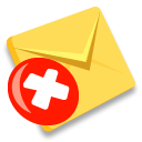 Del, Email Icon