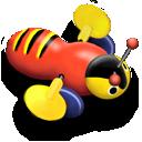 Bee, Buzzy Icon