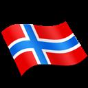 Norge, Norway Icon