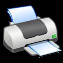 On, Printer Icon