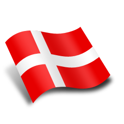 Danmark, Denmark Icon