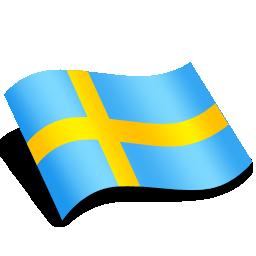 Sverige, Sweden Icon
