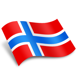 Norge, Norway Icon