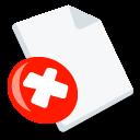 Del, File Icon